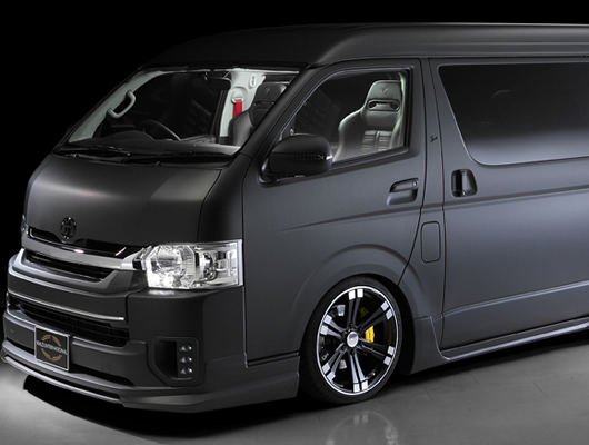 Toyota Hiace Van New 2017 Model In Japan Import Diesel